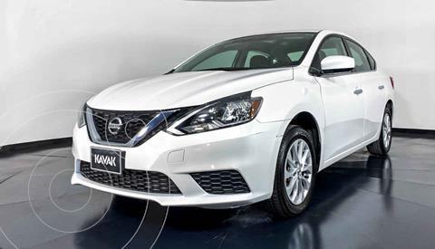 Nissan Sentra Sense usado (2018) color Blanco precio $207,999