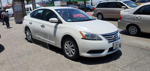 Nissan Sentra Sense usado (2015) color Blanco precio $158,000