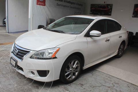 foto Nissan Sentra SR Aut NAVI usado (2016) color Blanco precio $199,000