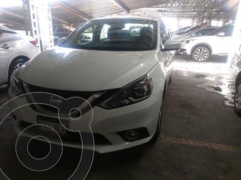 foto Nissan Sentra Exclusive Aut  usado (2018) color Blanco precio $299,000