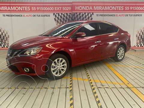 Nissan Sentra Advance usado (2018) color Rojo precio $225,000