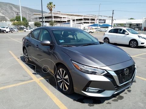 Nissan Sentra Exclusive Aut usado (2020) color Gris Oscuro precio $420,000