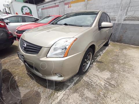 Nissan Sentra Custom CVT Xtronic usado (2010) color Arena precio $99,900