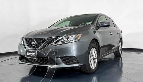 Nissan Sentra Sense Aut usado (2017) color Gris precio $203,999