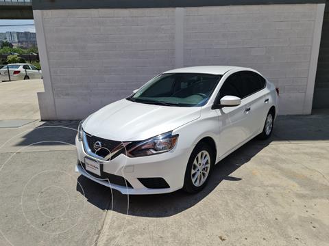 Nissan Sentra Sense usado (2019) color Blanco precio $245,000