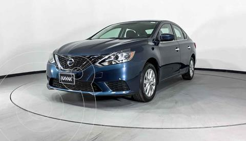 Nissan Sentra Sense usado (2018) color Azul precio $184,999
