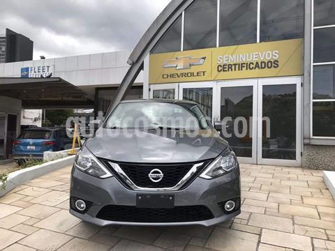 Nissan Sentra Advance Aut usado (2019) color Gris precio $255,000