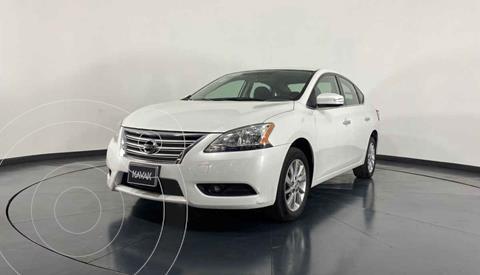 Nissan Sentra Advance Aut usado (2015) color Blanco precio $184,999