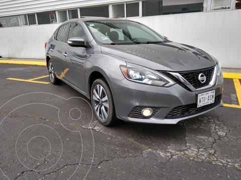 Nissan Sentra Exclusive NAVI Aut usado (2017) color Gris Oxford precio $249,000