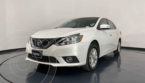 Nissan Sentra Advance Aut usado (2018) color Blanco precio $199,999