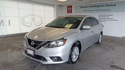 Nissan Sentra Advance usado (2019) color Plata Dorado precio $275,000