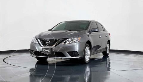 Nissan Sentra Sense usado (2017) color Gris precio $210,999
