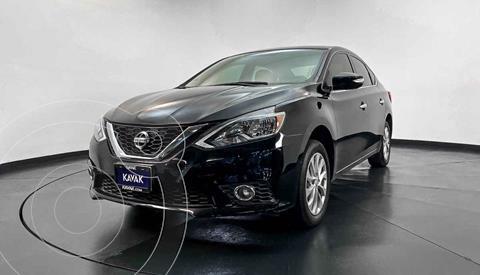 Nissan Sentra Advance Aut usado (2018) color Negro precio $207,999