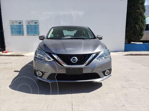 Nissan Sentra ADVANCE MT MY usado (2017) color Gris precio $195,000