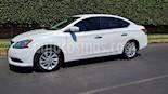 Nissan Sentra Advance usado (2015) color Blanco precio $128,000