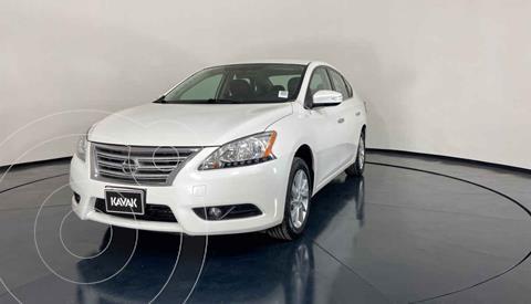Nissan Sentra Advance usado (2015) color Blanco precio $169,999