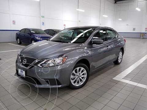 Nissan Sentra Sense usado (2018) color Gris precio $225,000
