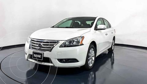 Nissan Sentra Advance Aut usado (2015) color Blanco precio $174,999