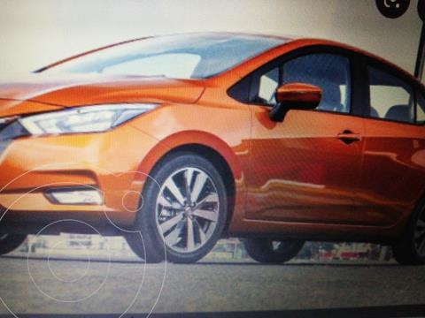 Nissan Sentra 4 PTS EXCLUSIVE, CVT, A/AC AUT, PIEL, QC, F LED,  usado (2021) color Azul Marino precio $556,092