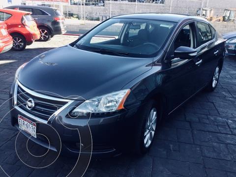 Nissan Sentra Advance usado (2014) color Gris precio $168,000