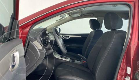 Nissan Sentra Advance Aut usado (2015) color Rojo precio $177,999