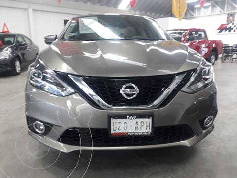 Nissan Sentra Exclusive Aut  usado (2017) color Hierro Encendido precio $229,000