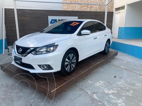 foto Nissan Sentra Exclusive NAVI Aut usado (2017) color Blanco precio $244,900