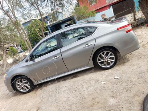 foto Nissan Sentra SR  usado (2014) color Gris Oxford precio $130,000