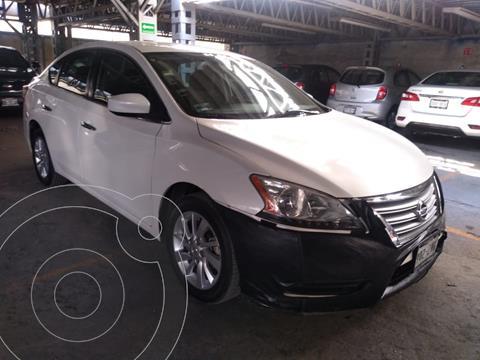 Nissan Sentra Sense usado (2014) color Blanco precio $146,000