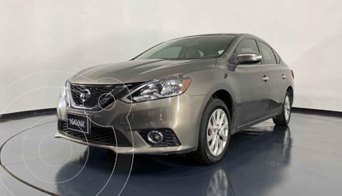 Nissan Sentra Advance Aut usado (2018) color Dorado precio $199,999