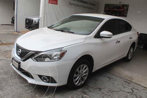 Nissan Sentra Advance Aut usado (2017) color Blanco precio $229,000