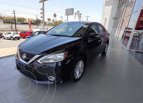 Nissan Sentra Advance Aut usado (2019) color Negro precio $279,000