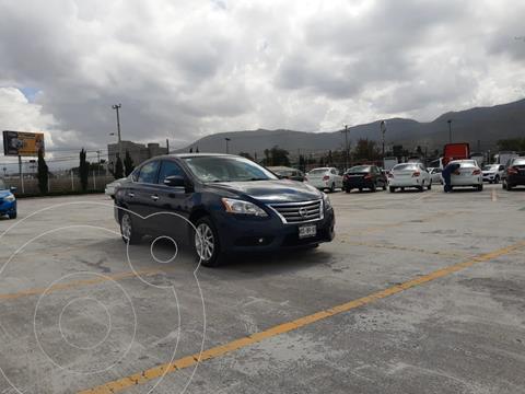Nissan Sentra Advance usado (2015) color Gris precio $196,900