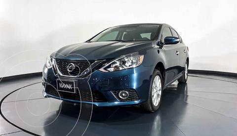 Nissan Sentra Advance Aut usado (2018) color Azul precio $219,999