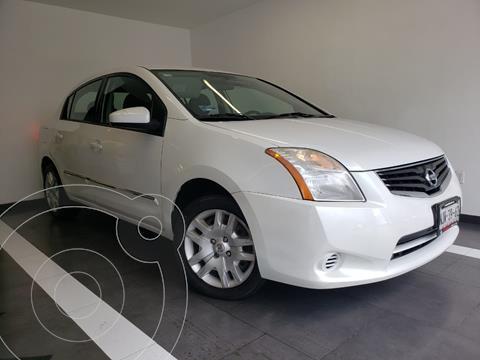 Nissan Sentra Custom usado (2012) color Bronce precio $119,800