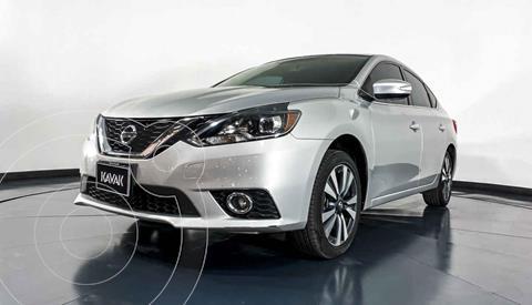 Nissan Sentra Exclusive Aut NAVI usado (2018) color Plata precio $274,999