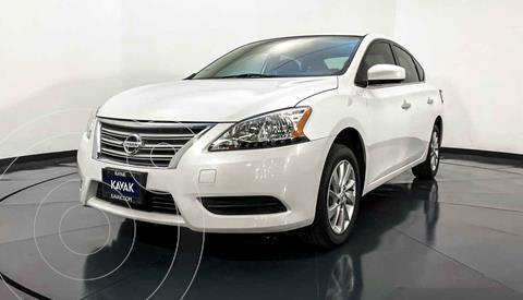Nissan Sentra Advance Aut usado (2015) color Blanco precio $169,999