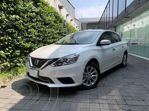 Nissan Sentra Sense usado (2019) color Blanco precio $279,000