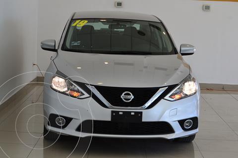 Nissan Sentra Advance Aut usado (2019) color Plata precio $245,000
