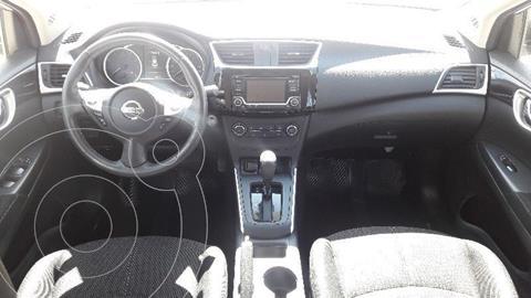 Nissan Sentra Advance Aut usado (2017) color Plata precio $110,000