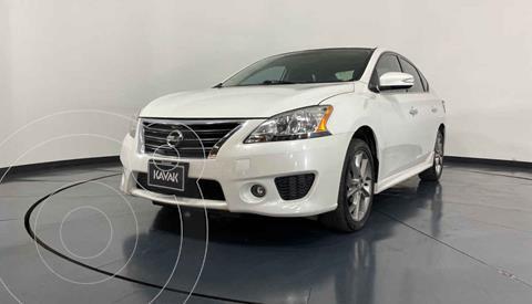 Nissan Sentra Advance Aut usado (2015) color Blanco precio $177,999