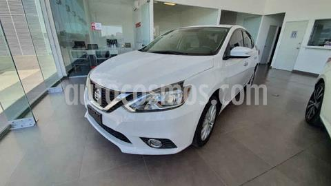 Nissan Sentra Advance Aut usado (2017) color Blanco precio $210,000