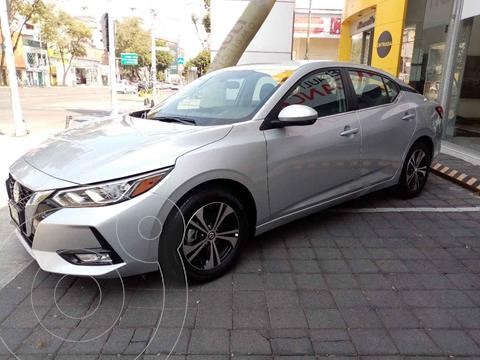 Nissan Sentra Advance usado (2020) color Plata precio $320,000