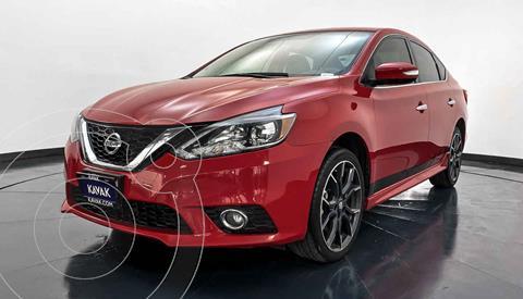 Nissan Sentra Advance Aut usado (2018) color Rojo precio $234,999