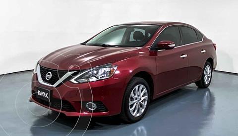 Nissan Sentra Advance Aut usado (2018) color Rojo precio $199,999