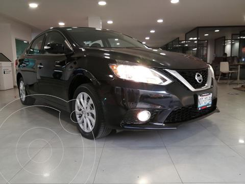 Nissan Sentra Advance usado (2018) color Negro precio $199,800