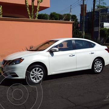 Nissan Sentra Advance Aut usado (2017) color Blanco precio $179,000