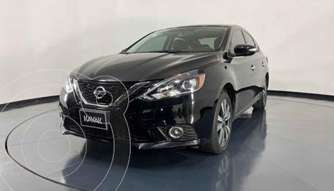 Nissan Sentra Exclusive Aut NAVI usado (2018) color Negro precio $284,999
