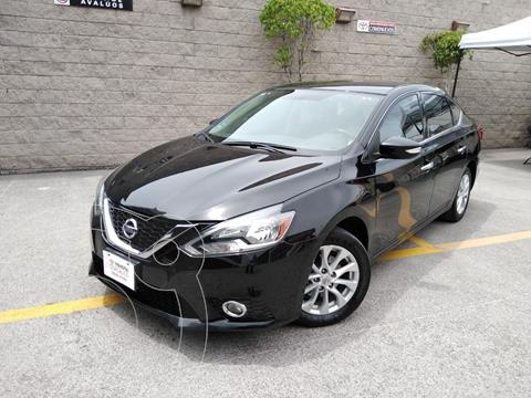 Nissan Sentra Advance usado (2017) color Negro precio $178,000