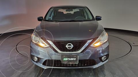 Nissan Sentra Advance usado (2017) color Verde precio $199,000